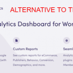 Google Analytics Dashboard Plugin Alternative