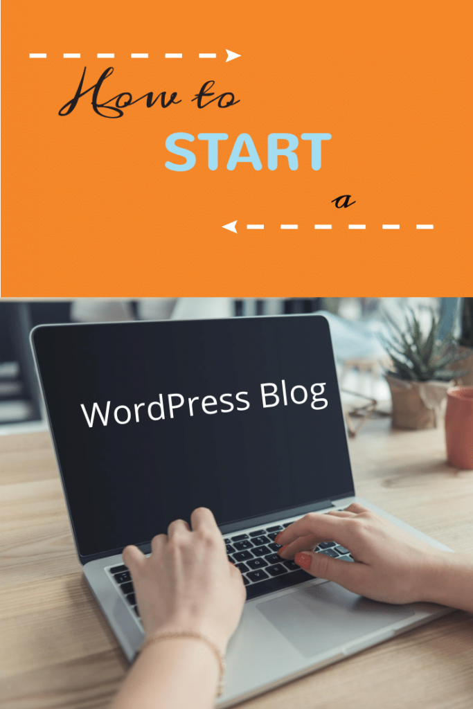 Create a WordPress blog from start to finish