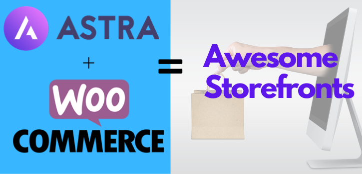 Astra WooCommerce features