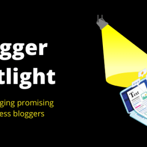 WordPress blogger spotlight