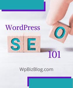 WordPress SEO eBook