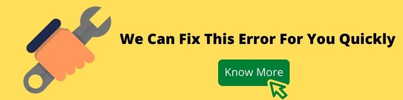 WordPress Error Fixing Service