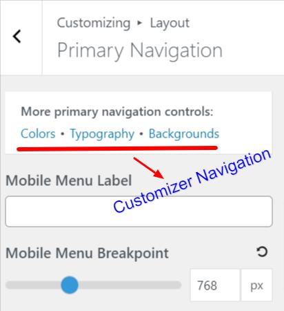 GeneratePress vs Astra: settings and layout