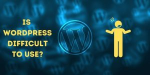 Why is WordPress hard to use?